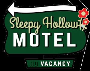 sleepy hollow motel website logo